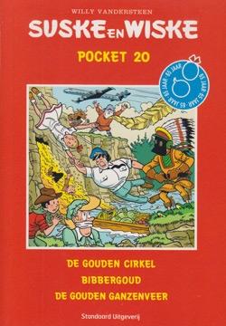 Suske en Wiske Pocket nummer: 20.