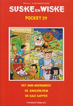 Suske en Wiske Pocket nummer: 29.