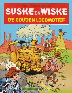 Softcover De Gouden Locomotief 2012 (Fanclub).