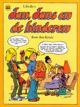 Jan, Jans en de kinderen softcover nummer: 11.