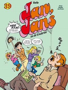 Jan, Jans en de kinderen softcover nummer: 39.