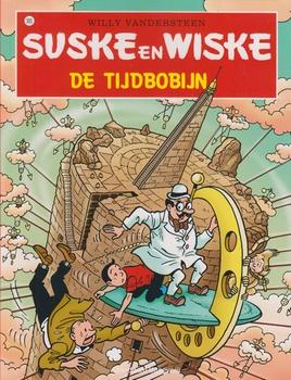 Suske en Wiske softcover nummer: 305. Hertekende cover.