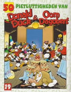 Softcover 50 pietluttigheden van Donald Duck nummer: 19.