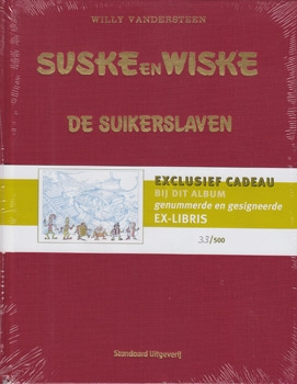 Luxe S en W nummer: 318 (De suikerslaven).