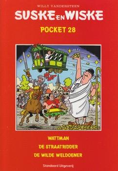 Suske en Wiske Pocket nummer: 28.
