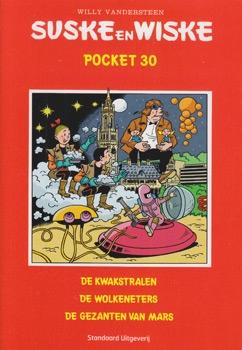 Suske en Wiske Pocket nummer: 30.