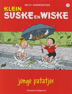 Klein Suske en Wiske softcover nummer: 3. (licht) beschadigd