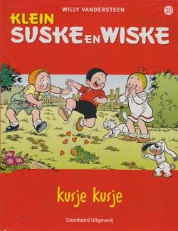 Klein Suske en Wiske softcover nummer: 10. (licht) beschadig