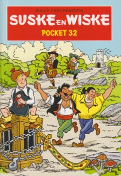 Suske en Wiske Pocket nummer: 32.
