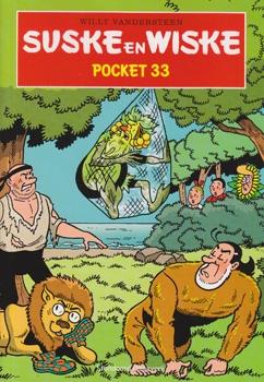 Suske en Wiske Pocket nummer: 33.