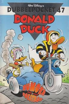 Donald Duck dubbelpocket softcover nummer: 47.