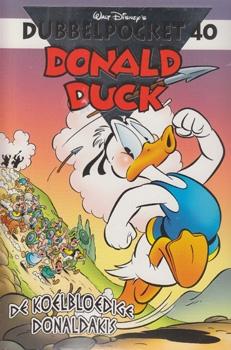 Donald Duck dubbelpocket softcover nummer: 40.