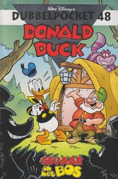 Donald Duck dubbelpocket softcover nummer: 48.