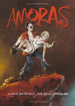 Suske en Wiske AMORAS 2047 softcover deel 1.