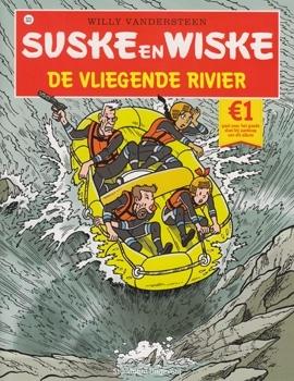 Suske en Wiske softcover nummer: 322. Hertekende cover.