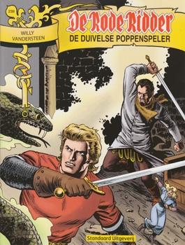 De Rode Ridder softcover nummer: 239.
