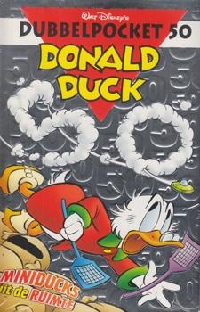 Donald Duck dubbelpocket softcover nummer: 50.