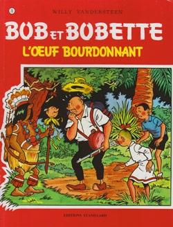 Bob et Bobette Franstalige softcover nummer 73.