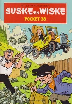 Suske en Wiske Pocket nummer: 38.