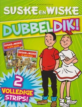 Suske en Wiske Softcover Dubbeldik !, Groen. 2011.