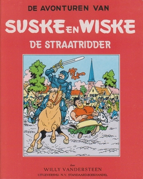 Suske en Wiske softcover VUM kranten uitgave NR: 25, 2005
