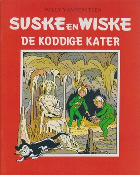Suske en Wiske softcover VUM kranten uitgave NR: 52, 2005