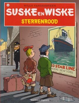 Suske en Wiske softcover nummer: 328. Hertekende cover.