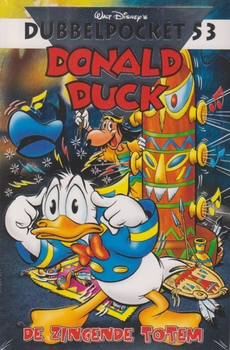 Donald Duck dubbelpocket softcover nummer: 53.