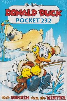 Donald Duck pocket softcover nummer: 232.