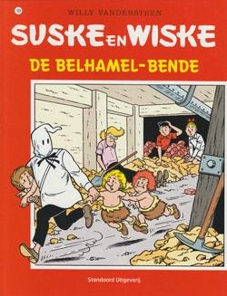 Suske en Wiske softcover nummer: 189. Oude cover.