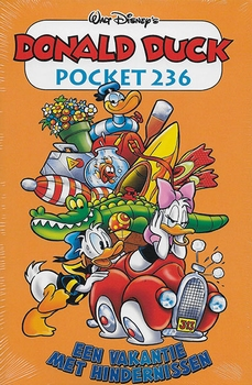 Donald Duck pocket softcover nummer: 236.