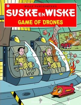 Suske en Wiske softcover nummer: 337. Hertekende cover.