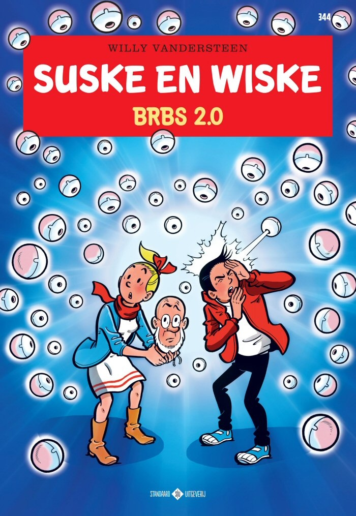 Suske en Wiske softcover nummer: 344.