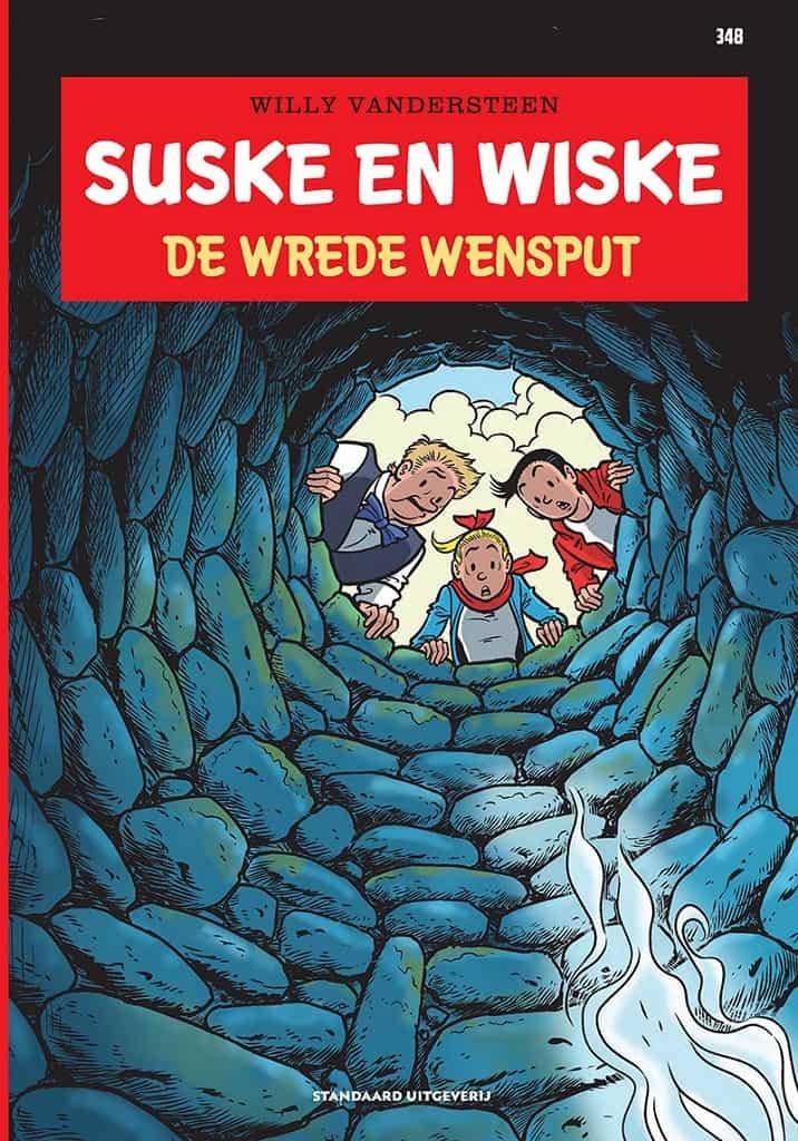 Suske en Wiske softcover nummer: 348.