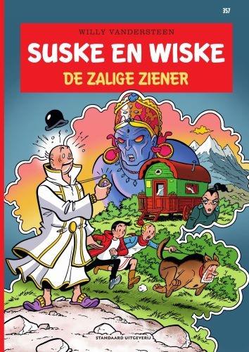 Suske en Wiske softcover nummer: 357.