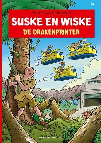 Suske en Wiske softcover nummer: 358.