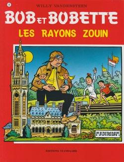 Bob et Bobette Franstalige softcover nummer 99.