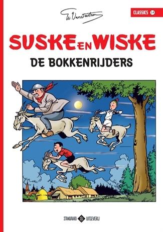 Suske en Wiske Softover, Classics nummer: 14.