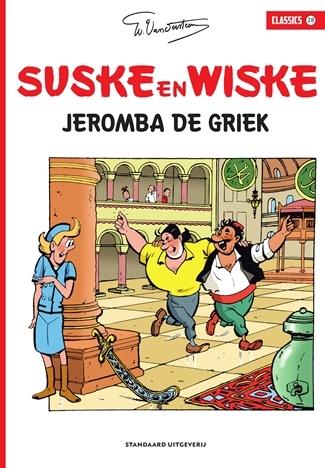 Suske en Wiske Softover, Classics nummer: 28.