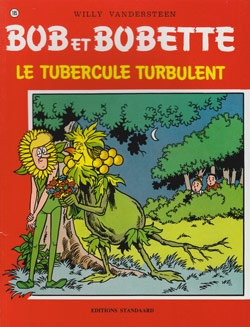 Bob et Bobette Franstalige softcover nummer 185.