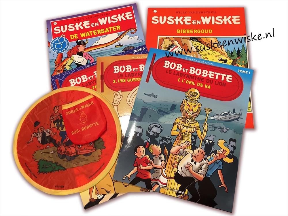 Suske en Wiske Actiepakket (1-A) € 9,95
