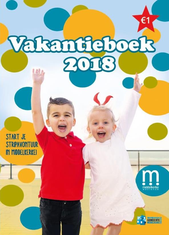 Vakantieboekje 2018, middelkerke.