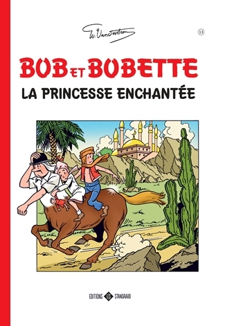 Bob et Bobette, hardcover Classics nummer: 13.