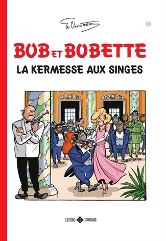 Bob et Bobette, hardcover Classics nummer: 16.