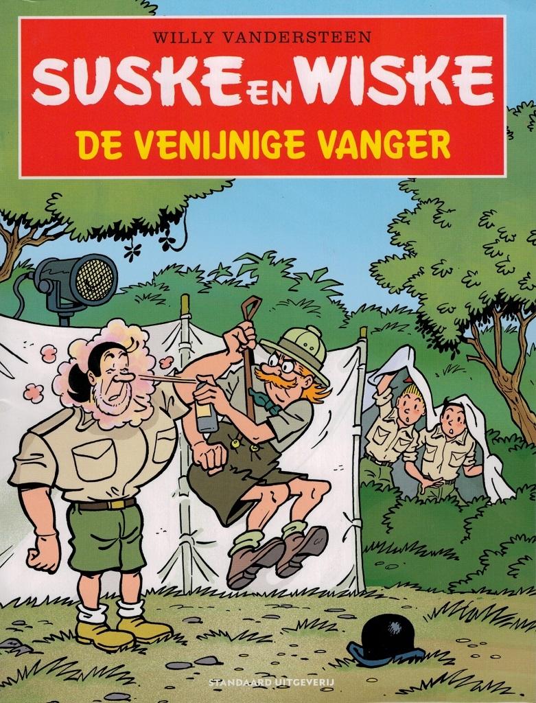 S & W, in het kort: De venijnige vanger.
