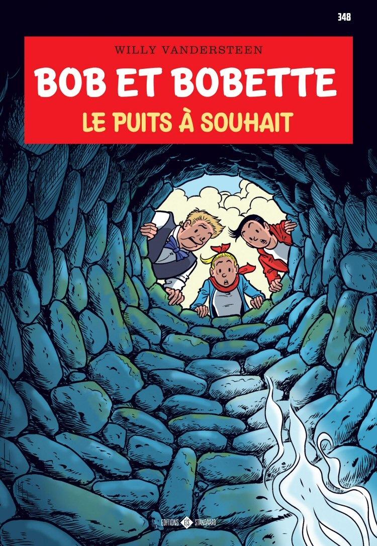 Bob et Bobette Franstalige softcover nummer 348.