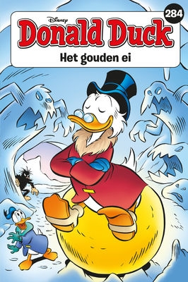 Donald Duck pocket softcover nummer: 284.