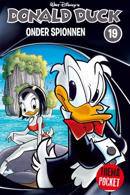 Donald Duck thema pocket, nummer: 19.
