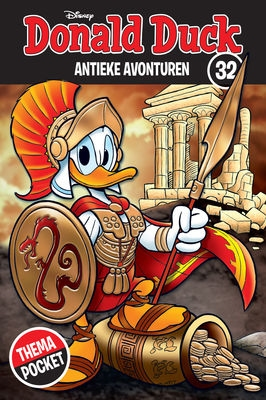 Donald Duck thema pocket, nummer: 32.