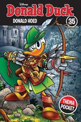 Donald Duck thema pocket, nummer: 35.